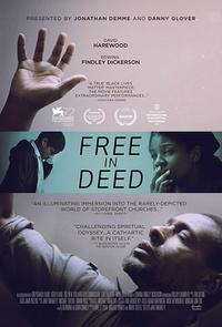 Free in Deed Movie Poster