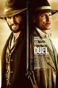 The Duel (2016) Movie Poster