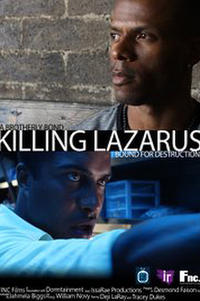 Killing Lazarus Movie Poster
