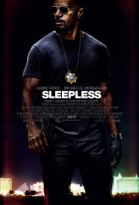 Sleepless (2017) Movie Poster