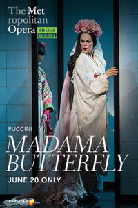 The Met Summer Encore: Madama Butterfly Movie Poster