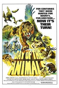 Day of the Animals/Wild Beasts Movie Poster