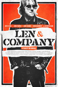 Len and Company Movie Poster