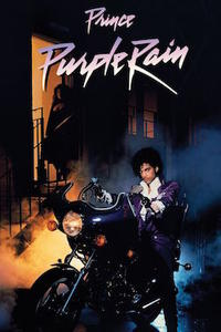 Purple Rain/Sign 'O' The Times Movie Poster