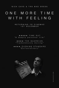 One More Time With Feeling Movie Poster