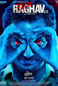 Raman Raghav 2.0 Movie Poster