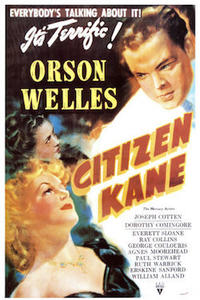 Citizen Kane/The Lady From Shanghai Movie Poster