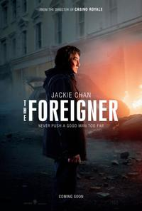 The Foreigner (2017) Movie Poster