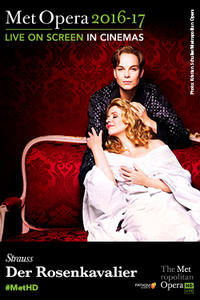 The Metropolitan Opera: Der Rosenkavalier Movie Poster