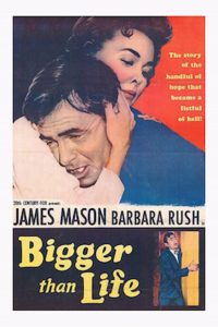 Bigger Than Life/ No Down Payment Movie Poster