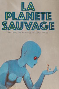 Fantastic Planet/ Heavy Metal Movie Poster