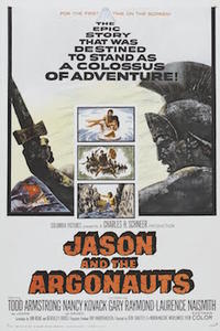 Jason and the Argonauts/ The 7th Voyage of Sinbad Movie Poster