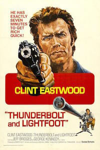 Thunderbolt and Lightfoot/ Magnum Force Movie Poster