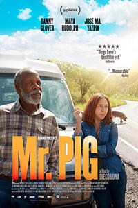 Hola Mexico: Mr. Pig Movie Poster