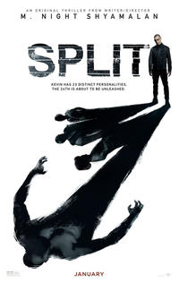Split (2017) Movie Poster