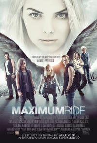 Maximum Ride Movie Poster