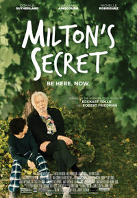 Milton's Secret Movie Poster