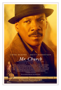 Mr. Church Movie Poster