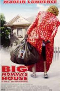Big Momma's House (2000) Movie Poster
