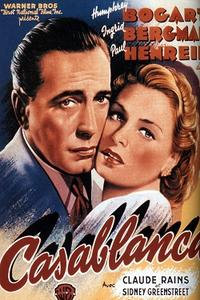 Casablanca/Chinatown Movie Poster