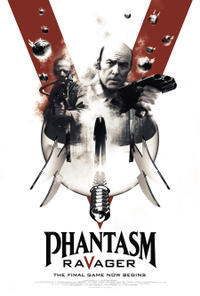 Phantasm: Ravager Movie Poster