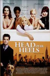 Head Over Heels Movie Poster