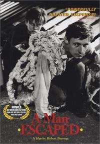 A Man Escaped Movie Poster