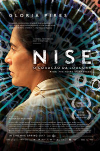 Nise: The Heart of Madness Movie Poster