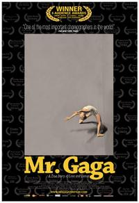 Mr. Gaga Movie Poster