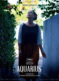 Aquarius Movie Poster