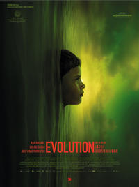Evolution (2016) Movie Poster