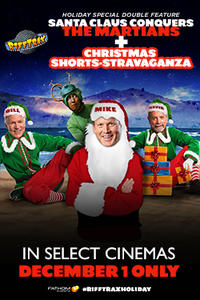 RiffTrax Holiday Special Double Feature | Fandango