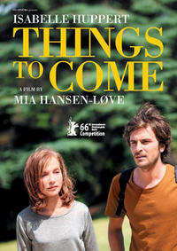 Things to Come (2016) Movie Poster