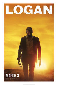 Logan (2017) Movie Poster