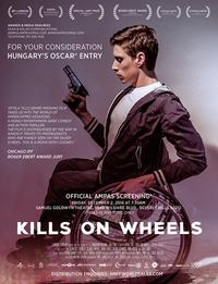 Kills on Wheels Movie Poster