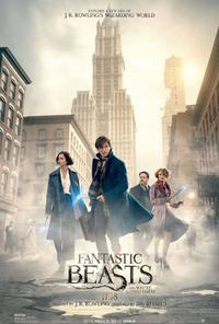 Fantastic Beasts Fan Event in Dolby Cinema Movie Poster