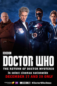 Doctor Who: The Return of Doctor Mysterio Movie Poster