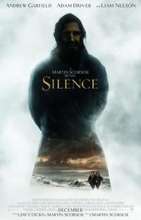 Silence (2016) Movie Poster