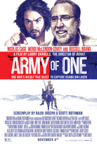 Army of One (2016) Movie Poster
