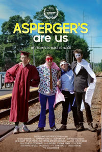 Asperger's Are Us Movie Poster