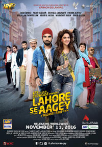 Lahore Se Aagey Movie Poster