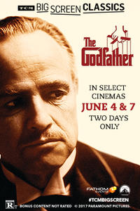 The Godfather (1972) presented by TCM Movie Poster
