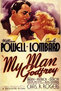 My Man Godfrey/Ruggles Of Red Gap Movie Poster