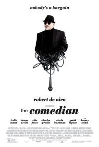 The Comedian Movie Poster