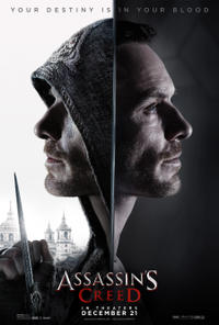 Assassin's Creed 3D Movie Poster
