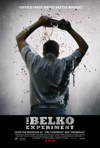 The Belko Experiment poster