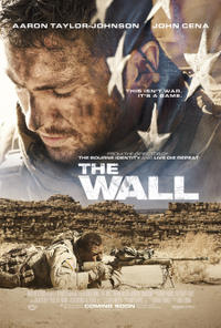 The Wall (2017) Movie Poster
