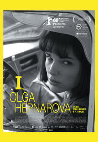 I, Olga Hepnarova Movie Poster