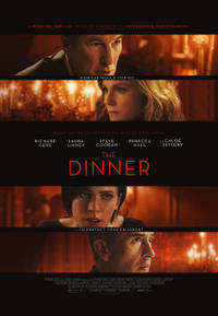 The Dinner (2017) Movie Poster
