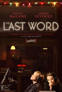 The Last Word (2017) Movie Poster
